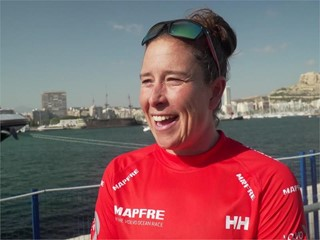 IVs after In-Port Race in Alicante