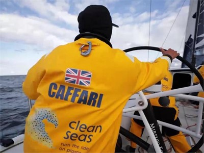 Turn the Tide on Plastic add more four young sailors to Volvo Ocean Race squad