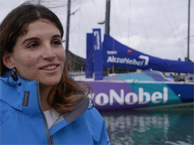 Leg Zero: Rolex Fastnet Race - Interviews with Volvo Ocean Race crews as preparation is underway for