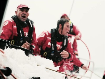 Volvo Ocean Race: Raw - Promo (SPANISH)