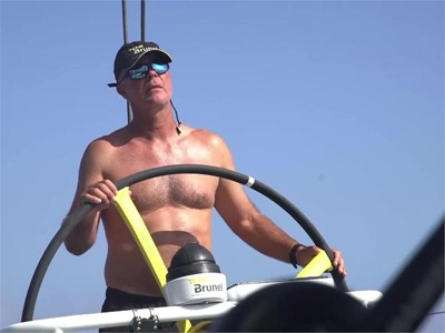 Boatfeed from Team Brunel with IVs 24 Oct