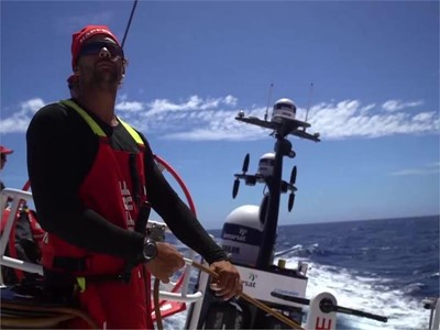 VNR ALERT: MAPFRE leads and Dongfeng Race Team loses miles