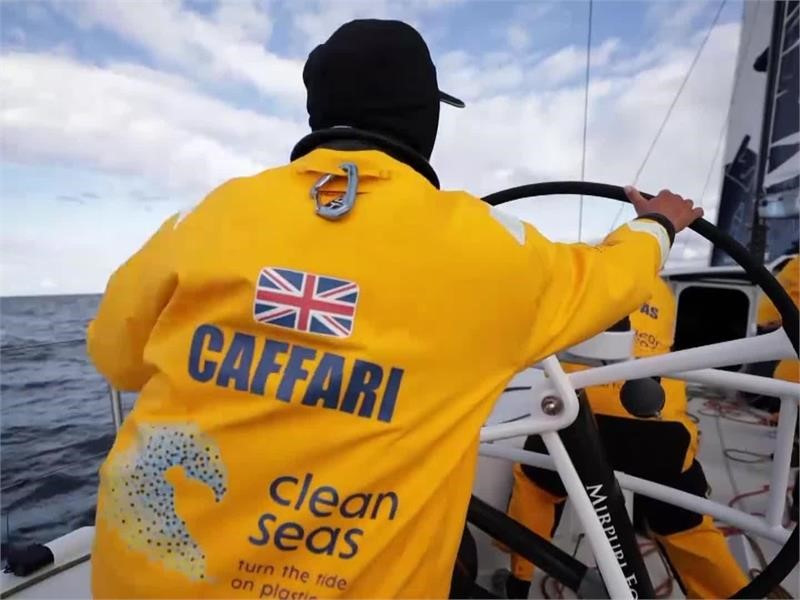 Volvo Ocean Race Broadcast Room : Turn the Tide on Plastic add ...
