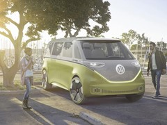 NAIAS 2017 in Detroit: Volkswagen presents the I.D. BUZZ