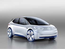 Volkswagen at the Paris Motor Show 2016 - World premiere of the I.D. concept car