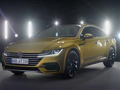 Volkswagen in Geneva 2017: World Premiere of the new Volkswagen Arteon