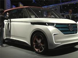 Volkswagen Booth Footage - Paris Motor Show 2016