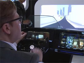 VW at CES Highlights (DE)
