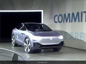 Preview of the new Volkswagen I.D. CROZZ