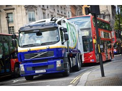 Volvo Tests New Hybrid Refuse Truck in London