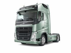 Volvo FH Wins International Truck of the Year 2014