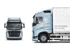 World premiere: Volvo Trucks' new gas trucks cut CO2 emissions by 20 to 100%
