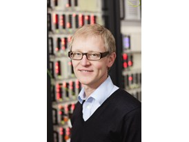 Anders Eriksson, design engineer, Volvo Trucks