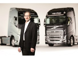 Carl-Johan Almqvist, Traffic and Product Safety Director at Volvo Trucks