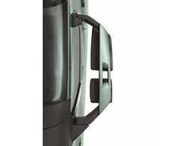 New Volvo FH - rear view mirror
