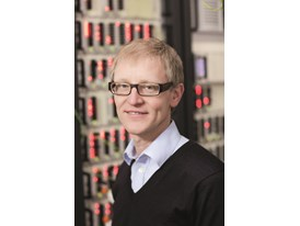 Anders Eriksson, head of I-See development