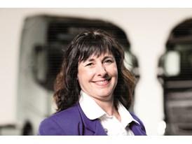 Fiona Mårtensson, head of Volvo Action Service at Volvo Trucks