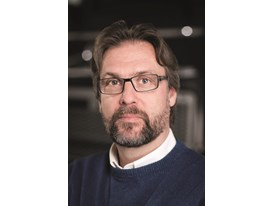 Rikard Orell, design manager at Volvo Trucks