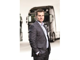 Christer Pehrsson, Long Haul Manager, Volvo Trucks