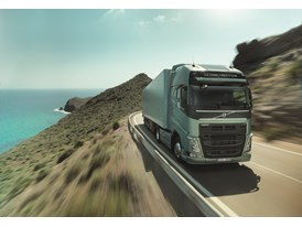 The new Volvo FH - interior and exterior