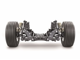 Individual Front Suspension (IFS)
