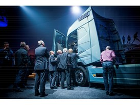 New Volvo FH launch event'