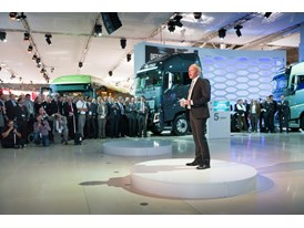Volvo Trucks at IAA 2012