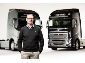 Kenneth Abrahamsson, Project Manager for verification, validation and features for the new Volvo FH 2