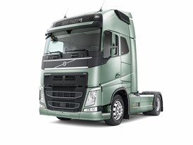 The number one- the new Volvo FH