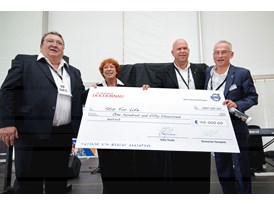 Johannesburg School Receives Record Donation after Volvo Trucks eBay Auction