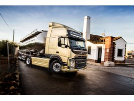 The new Volvo FM - easy to drive