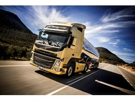 The new Volvo FM: Superior handling