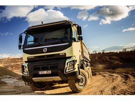 New Volvo FM: Robust and durable