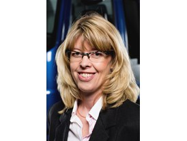 Christina Eriksson, Business Manager for Alternative Drivelines at Volvo Trucks