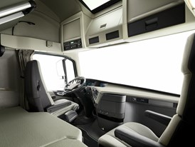 New Volvo FH - Interior