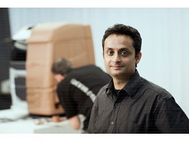 Asok George, Chief Designer Exterior at Volvo Trucks