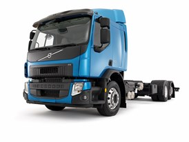 New Volvo FE - with the iron mark in a more prominent position