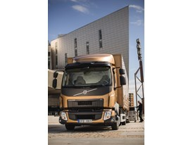 New Volvo FL - designed to fit in to the urban environment