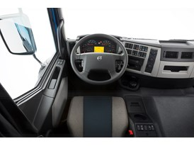 New Volvo FE has a clearer instrumentation