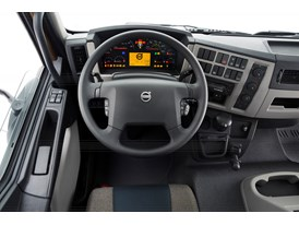 New Volvo FL - studio image