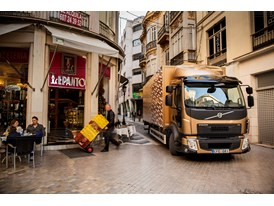 New unique 12-tonne version of the Volvo FL