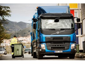 New Volvo FE - clearly identifiable Volvo image