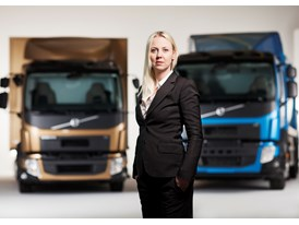 Pernilla Sustovic, Segment Manager Distribution and Refuse at Volvo Trucks