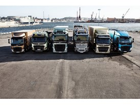 Volvo Trucks has renewed its entire truck model range in eight months 1