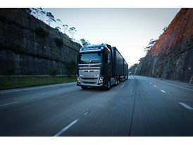 New Volvo FH16 out on the Australian roads