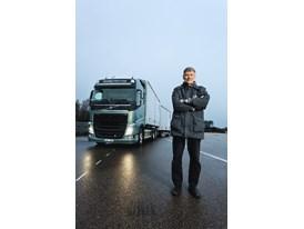 Mats Sabelström, Brake Specialist, Volvo Trucks
