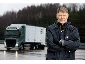 Mats Sabelström, Brake Specialist, Volvo Trucks 2
