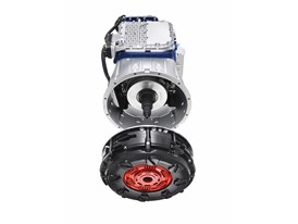 I-Shift Dual Clutch front