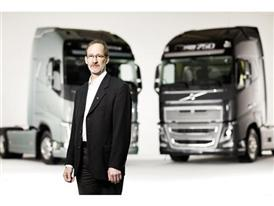 Carl Johan Almqvist, Traffic and Product Safety Director at Volvo Trucks