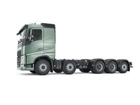 Volvo Truck FH 10x4 Studio Side